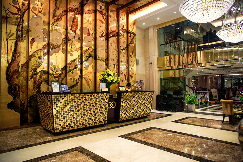 Isrm2020 - Hotel