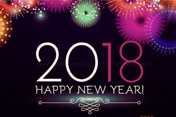 HAPPY LUNER NEW YEAR 2018