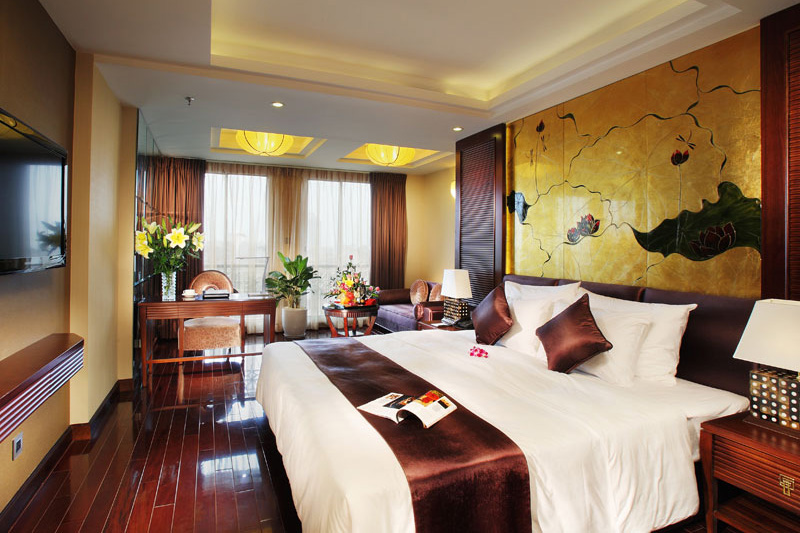 Golden silk boutique hotel official website best for Design boutique hotel hanoi